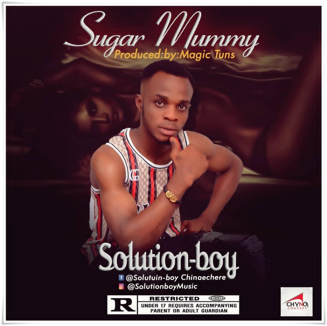 Solution-Boy - Sugar mummy