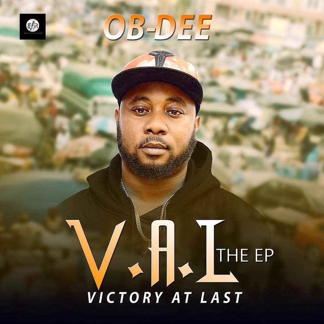 OB DEE – VICTORY AT LAST EP || @obdee_