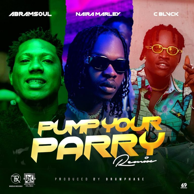 Mp3: Abramsoul Ft. Naira Marley & C Blvck – Pump Your Parry (Remix)