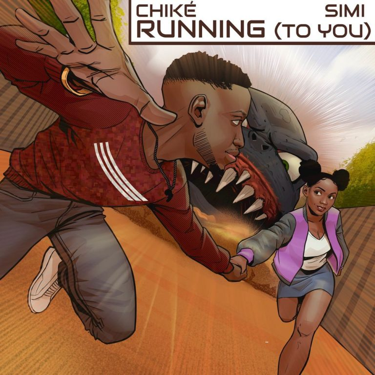 MUSIC: Chike Ft. Simi – Running (To You)