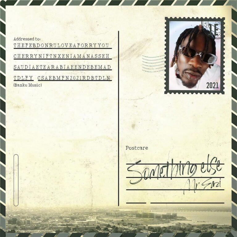 [EP]: Mr Eazi – Something Else EP