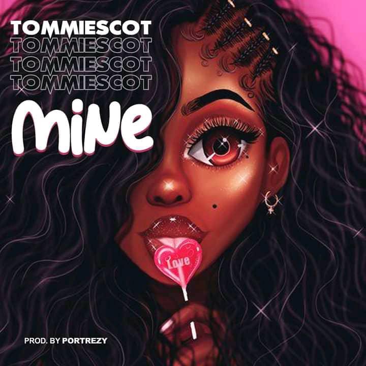 [Music] Mine Tommie Scot