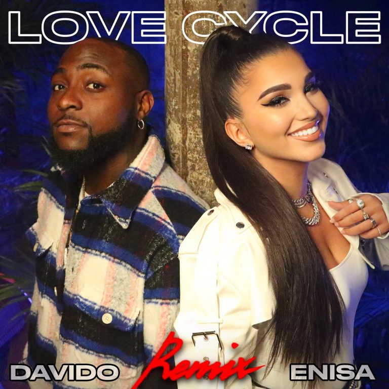 MUSIC+VIDEO: Enisa Ft. Davido – Love Cycle (Remix)