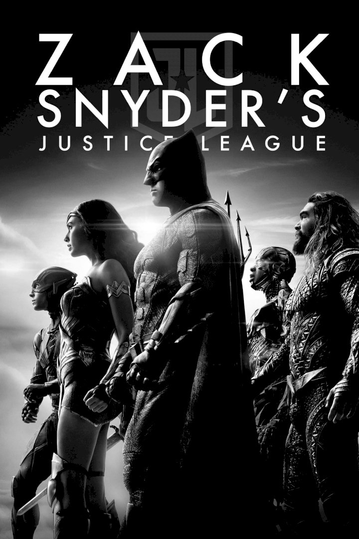 [Movie]: Zack Snyder's Justice League (2021)