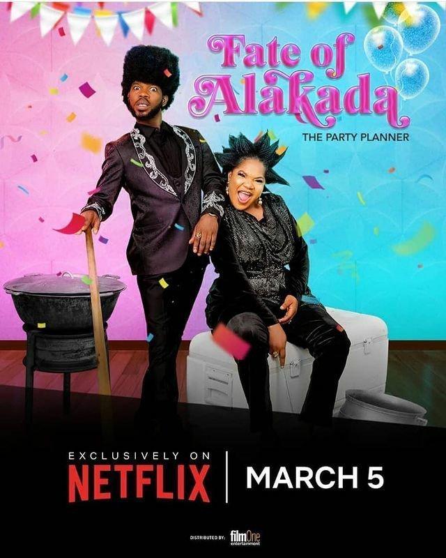 MOVIE: Fate Of Alakada (Nollywood)