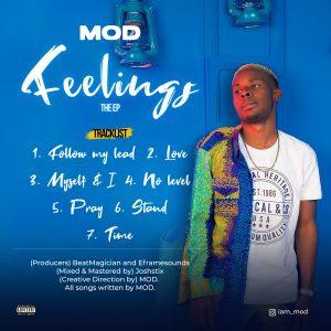 [Full Ep] MOD – Feelings (The EP)
