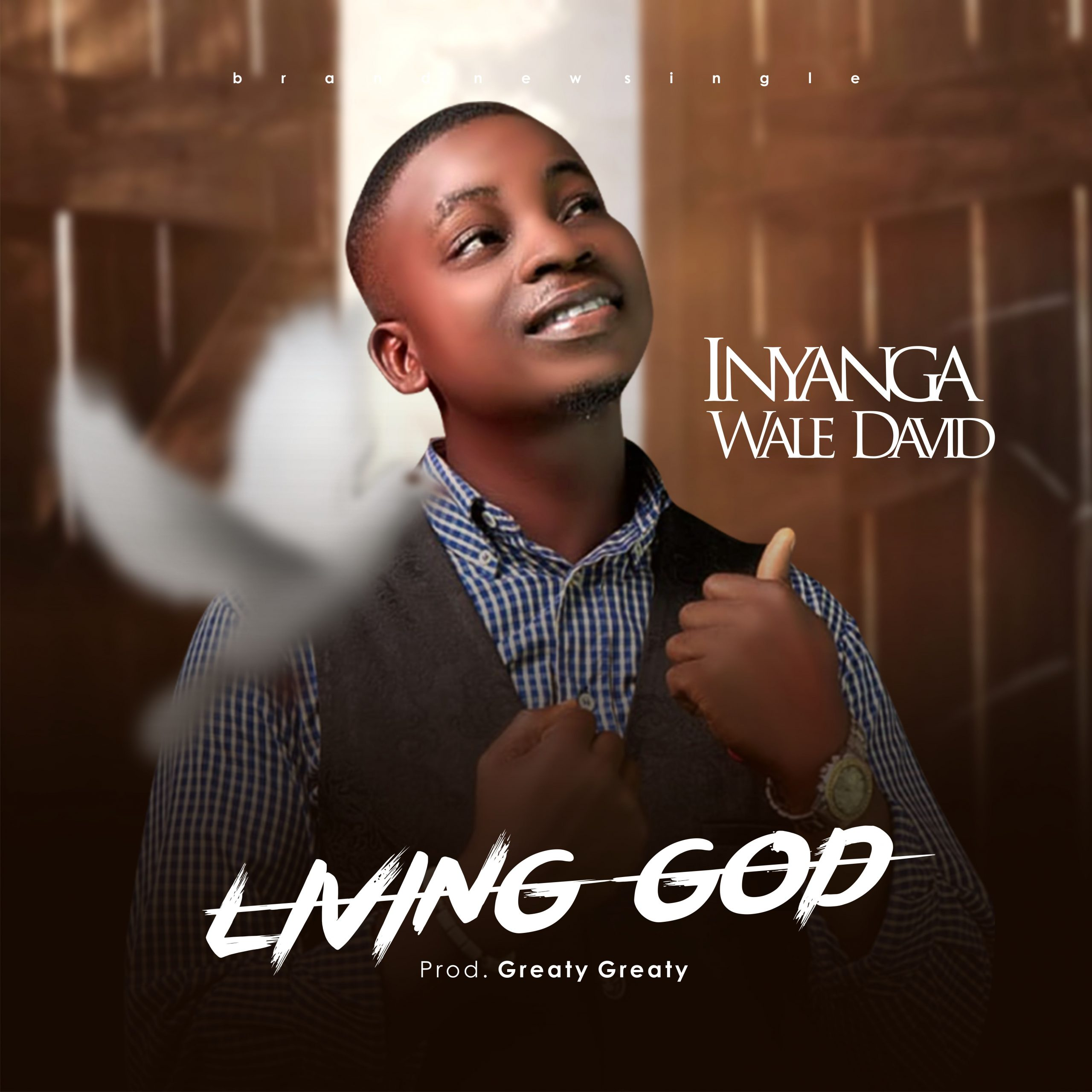 MUSIC: Inyangde Wale David – Living God