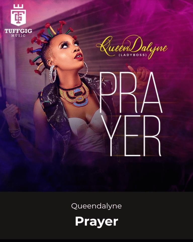 Queendalyne – Prayer