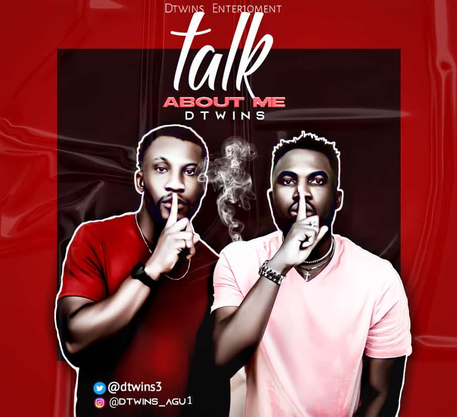 Dtwins - Talk About Me