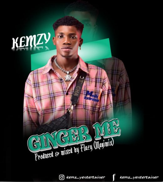 Kemzy - Ginger Me