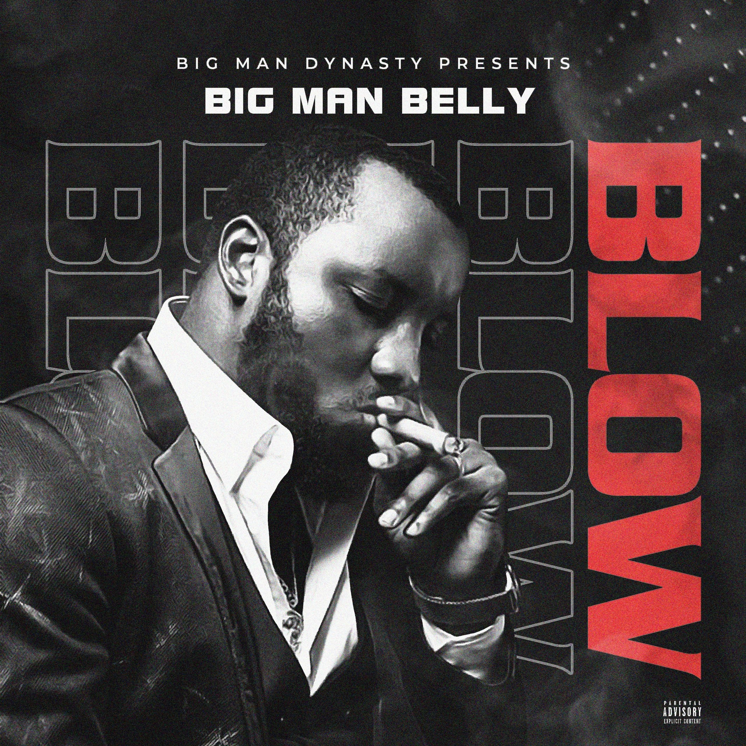 Big man belly - Blow