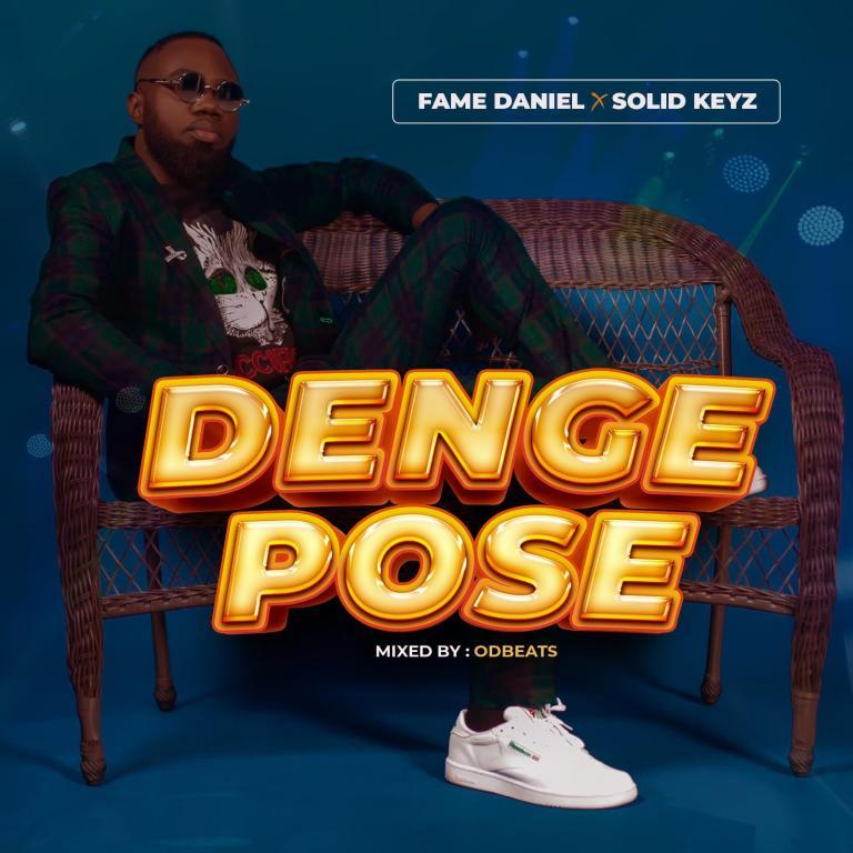 Fame Daniel X Solid Keyz – Denge Pose