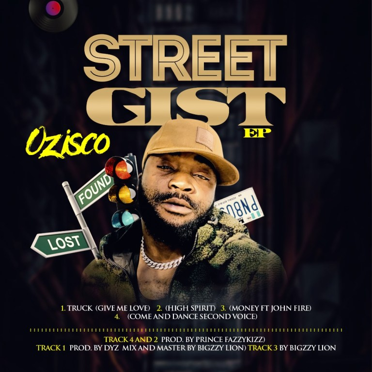 ALBUM: Ozisco – Street Gist